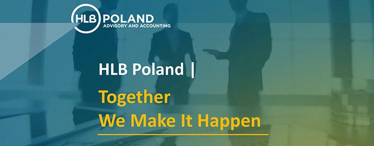 HLB Poland - Together we make it happen