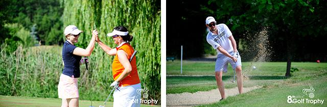 8th getsix® Golf Trophy
