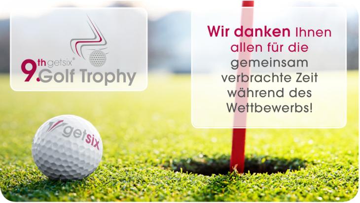 Golf Trophy 2021